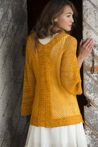 Madelinetosh Tosh Lace Marian Tunic Kit - Women's Pullovers