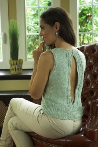 Plymouth Linen Concerto Top Kit - Women's Sleeveless