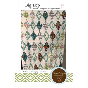 Lunden Designs Pattern - Big Top Pattern