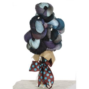 "Jimmy Beans Wool Koigu Yarn Bouquets - '14 January LLE Color Bouquet ""Bated Breath"""