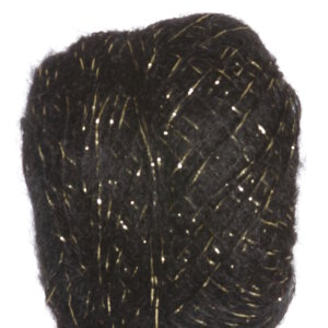Be Sweet Grace & Style Yarn - Black with Gold