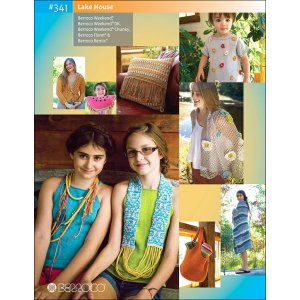 Berroco Pattern Books - 341 - Lake House
