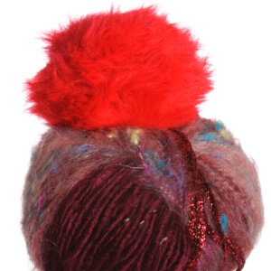 Trendsetter Topper Yarn - Red