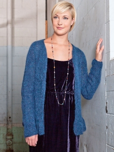 Berroco Cirrus Germania Cardigan Kit - Women's Cardigans