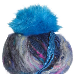 Trendsetter Topper Yarn - Blue