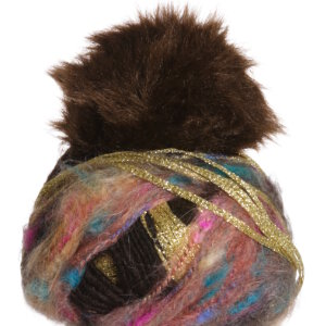 Trendsetter Topper Yarn - Brown