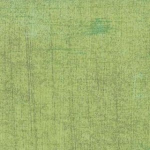 BasicGrey Grunge Basics Fabric - Pear (30150 152)