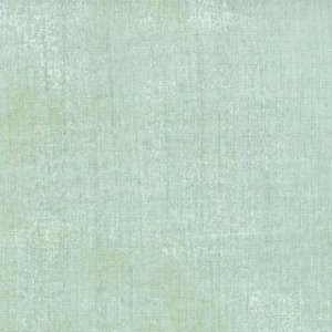 BasicGrey Grunge Basics Fabric - Mint (30150 155)