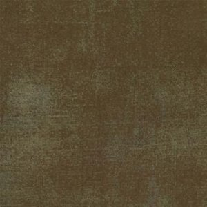 BasicGrey Grunge Basics Fabric - Brown (30150 54)