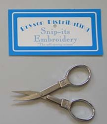 Bryson Distributing Snip-Its Scissors - Snip-Its Embroidery Scissors (Discontinued)