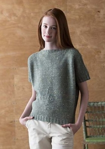 The Fibre Company Acadia High Relief Dolman Kit - Women's Pullovers