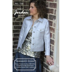 Serendipity Studio Sewing Patterns - Jordan Jacket Pattern