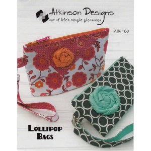 Atkinson Designs Pattern - Lollipop Bags Pattern