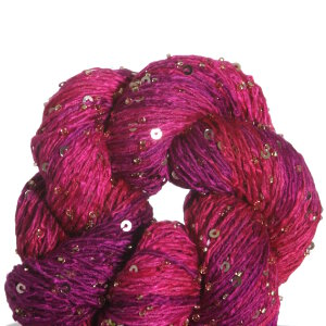 Artyarns Beaded Silk & Sequins Light Yarn - H1 w/Gold