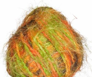 GGH Amelie (Full Bags) Yarn - 102 - Orange, Green