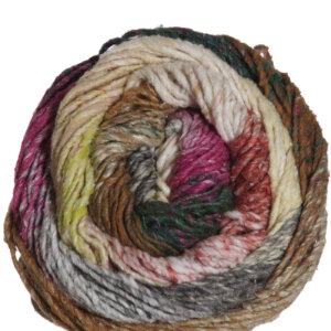 Noro Taiyo Yarn - 53 Neutrals, Wine, Dusty Rose, Forest