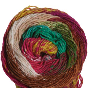 Noro Taiyo Yarn - 60 Sand, Red, Greens, Yellow