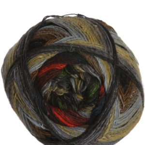 Noro Taiyo Lace Yarn - 55 Rust, Hunter, Teal, Black, Grey