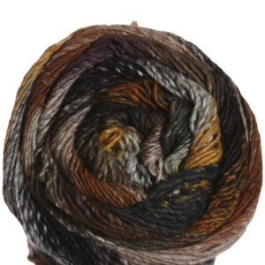 Noro Taiyo Sport Yarn - 07 Browns, Black, Grey