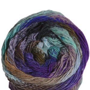 Noro Taiyo Sport Yarn - 09 Blues, Purple, Brown (Discontinued)