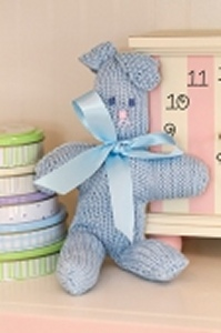 Tahki Cotton Classic Hunny Bunny Kit - Baby and Kids Accessories