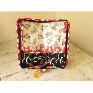 Chicken Boots DPN/Crochet Hook Case - Chicken