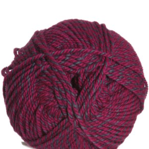 Plymouth Encore Worsted Colorspun Yarn - 7760 Raspberry Slate