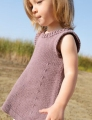Blue Sky Alpacas Skinny Cotton Harriet Dress Kit