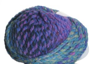 Muench Big Baby (Full Bags) Yarn - 5501 - Purple Mix (Discontinued)