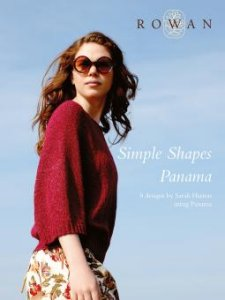 Rowan Pattern Books - Simple Shapes Panama