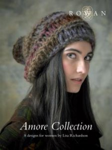 Rowan Pattern Books - The Amore Collection