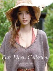 Rowan Pattern Books - Pure Linen Collection