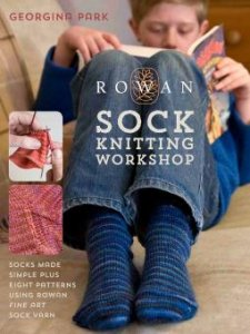 Rowan Pattern Books - Rowan Sock Knitting Workshop