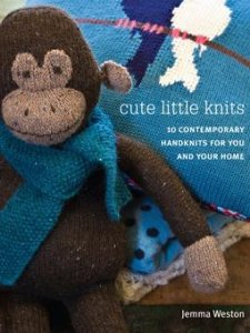 Rowan Pattern Books - Cute Little Knits