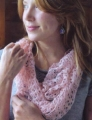 Swans Island Lace Rose Cowl Kit