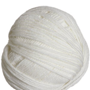 Debbie Bliss Mia Yarn - 01 White