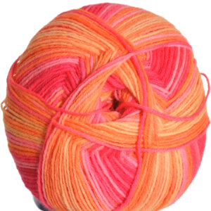 Plymouth Neon Now Yarn - 02 Orange/Pink
