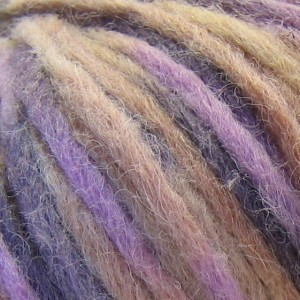 GGH Savanna Yarn - 103 - Purple, Tan