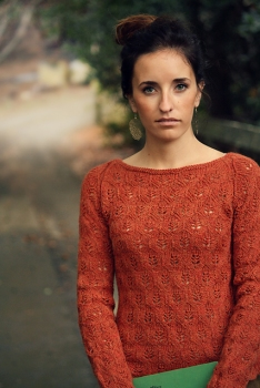Berroco Ultra Alpaca Light Autumn's End Pullover Kit - Women's Pullovers