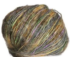 Trendsetter Dune Yarn - 105 - Navy/Gold/Purple