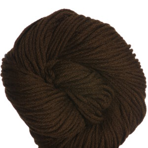 Plymouth Chunky Merino Superwash Yarn - 17 Brown