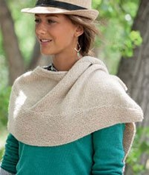 Berroco Ultra Alpaca Euclid Shawl Kit - Scarf and Shawls