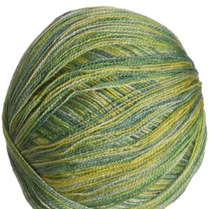 Juniper Moon Farm Findley Dappled Yarn - 119 Greens, Yellow