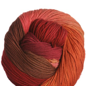 Lotus Autumn Wind Hand Dyed Yarn - 02 Island Spice