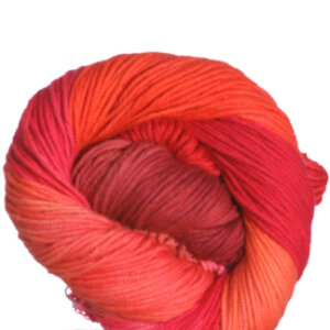 Lotus Autumn Wind Hand Dyed Yarn - 04 Lipstick
