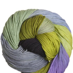 Lotus Autumn Wind Hand Dyed Yarn - 09 Lily Gardens