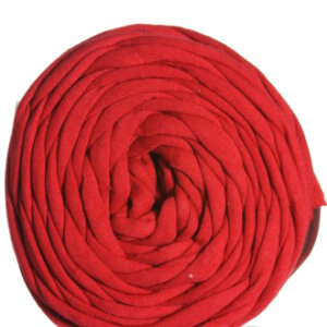 Euro Yarns Tee Rag Yarn - Red