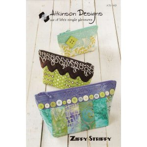 Atkinson Designs Pattern - Zippy Strippy Pattern