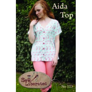 Sew Liberated Sewing Patterns - Aida Top Pattern