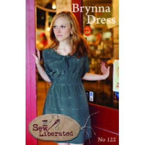 Sew Liberated Sewing Patterns - Brynna Dress Pattern